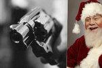 Bratři ze Zlínska kradli v kostýmu Santa Clause: Za střelbu můžou nadílkou dostat až pět let