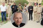 Slovenský kněz v srdci ISIS: O vlásek unikl bombardování