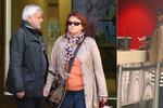 Štěpánek s Adamovskou na tajném rande: Takhle manželé utužují vztah!