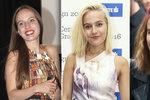Tereza Voříšková jako chameleon: Z platinové blondýny je růžovka