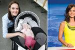 Czadernová je zpátky: Pět měsíců po porodu se vrací na obrazovky!