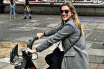 Celebrity na síti: Namakaný Mareš a Hejdová v Londýně