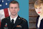 Transsexuální vojačka vyšla z basy. Manningová se ukázala s výstřihem a rtěnkou