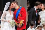 Pippa zkopírovala svatbu své sestry Kate! Přesto ohromila. Jak to dokázala?