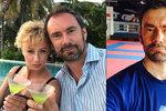 Kuchař Ridi potí krev kvůli Hunčárové: Tvrdě dře v ringu