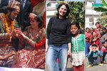 Chudé děti čichají na ulici lepidlo: Michaela (30) v Nepálu rozjela dětský domov
