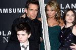 Zoolander se rozvádí: Manželství Bena Stillera a Christine Taylor po 18 letech skončilo