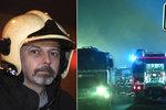 Záhada okolo smrti hasiče Honzy (†45): Vyšetřování nezjistilo, co se ve Zvoli stalo