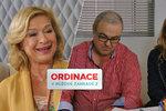 Záchvaty smíchu při natáčení Ordinace: Zounar s Randovou u psycholožky