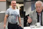 Bývalý prezident Václav Klaus (75) exkluzivně pro Blesk: Milost pro Kajínka? Neodvážil jsem se