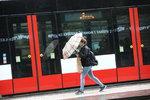 Nachystejte deštníky: V Praze bude v týdnu až 18 stupňů, ale zaprší