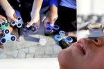 Svět zaplavil Fidget spinner: Hračka proti stresu, frajeřina pro pokročilé a levná sranda pro každého