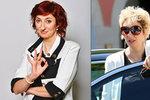 Krach vztahu herečky Babčákové: Skončila sama v soukromí i v seriálu