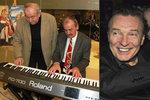 Od pianisty k šoférovi: Gott a zesnulý Olda Havránek se znali 60 let