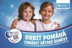 Oplaťte úsměv s Orbit a podpořte SOS dětské vesničky