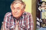 Herec Zdeněk Žák slaví 65. narozeniny: Jeho první ženou byla Kotrbová, teď žije na farmě
