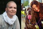 Anna K. bojující s rakovinou: Zákeřnou nemoc našli i její fence!