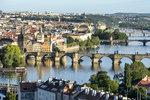 Do Prahy přijelo v sezóně 2,3 milionu turistů. Nejvíc Němců a Američanů, Číňanů ubylo