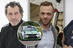 Hustopečská rally: Přijede závodní špička i celebrity, v dopravě bude »guláš«