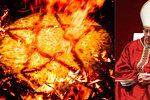 Vatikán má problém: Skupina exorcistů prý spolu s ďáblem osnuje smrt papeže Františka