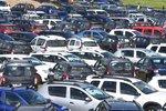 Sraz milovníků rumunských vozů: Dacia, kam se podíváš!
