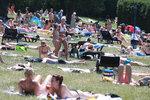 Česká výheň: Do čtvrtka až 33°C, hrozí požáry. Kde všude platí výstraha?