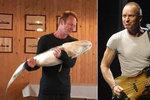 Relax před koncertem v Česku: Sting byl rybařit!