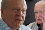 Klaus dostává každoročně milion od muže, kterému dal milost: Za miliardové škody mu hrozilo 12 let
