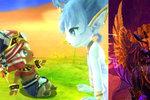 Oáza na poušti: Ever Oasis kombinuje akční RPG s budovatelskou strategií