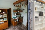 Jak se staví sen: Dva pokojíčky pro děti, které vychovává babička a děda
