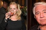 Krampolová (56) skončila v blázinci: Vypije litry vína a nic se neděje, říká Jiří