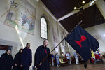 Stovky lidí dorazily do Betlémské kaple: Modlily se za Husa i za pronásledované