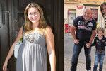 Dcera Michala Davida po návratu do Česka: Setkání se synem po 5 letech! Co se pak dělo?