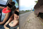 Jaké události vedly k nehodě z šíleného videa: Příliš rychlá jízda, nebo špinavé sklo?