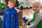 Ládík (8) měl klíště nad okem, lékaři rodiče šokovali děsivou diagnózou: Leukémie!