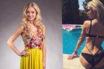 Miss Kubíčková opět dráždí svým tělem: Na fotku u bazénu loví nápadníky