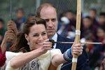 Chcete být štíhlá jako vévodkyně Kate? Zkuste její oblíbené sporty!