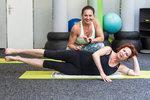 Ilova Svobodová (57) z Ulice radí: Dejte sbohem povislému tělu, cvičte pilates!