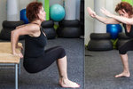 Cvičte s Ilonou Svobodovou z Ulice: Nepřehlížejte svou horní část těla