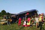 Mrtvých mohlo být víc, sedadla smrti zůstala prázdná, říká svědek z českého autobusu