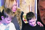 Smrt dědy Zdeňka z pořadu Pergnerové: Moderátorka poslala vnukům dojemný vzkaz!