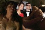 Manželka Justina Timberlakea se rozvášnila v posteli. Vše snímala kamera