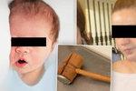 19 let za krutou vraždu novorozené dcerušky: »Matka« (22) z Plzně ji bodala a bila paličkou