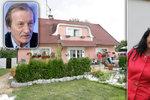 Gregorová si dala dárek k 65. narozeninám: Kolouška si nastěhovala do vily po Radkovi