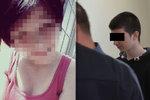 Vrah Elišky (†13) Daniel B. (15) žádal soud: Zavřete mě, jinak budu vraždit