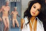 Hackeři zaútočili na Bieberovu bývalku Gomez! Zveřejnili nahé fotky Justina