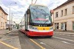 Praha chce přesunout tramvajovou smyčku ze Špejcharu k ministerstvu vnitra: Má pomoci při výlukách