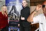 Dan Landa kašle na premiéru Krysaře, radši jede do Íránu