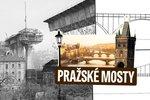 Jak mohl vypadat Nuselský most: Vznikal za normalizace, první návrh je z roku 1903