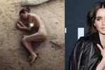 Lily Collins ve filmu jako anorektička: Zlou nemoc v pubertě porazila